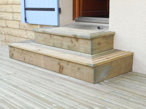 Habillage Bois Exterieur : Innovbois Habitat : nos r?alisations en bois pour les am?nagements