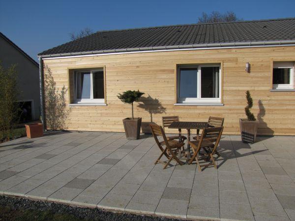 Innovbois habitat nos r alisations en bois pour les for Traitement bois douglas exterieur